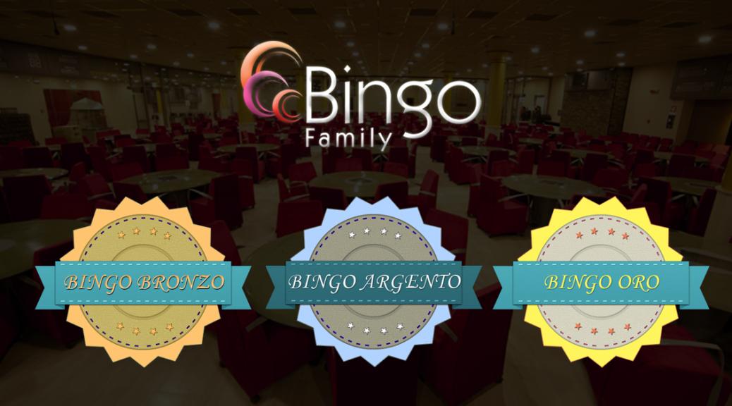 Premi speciali Bingo