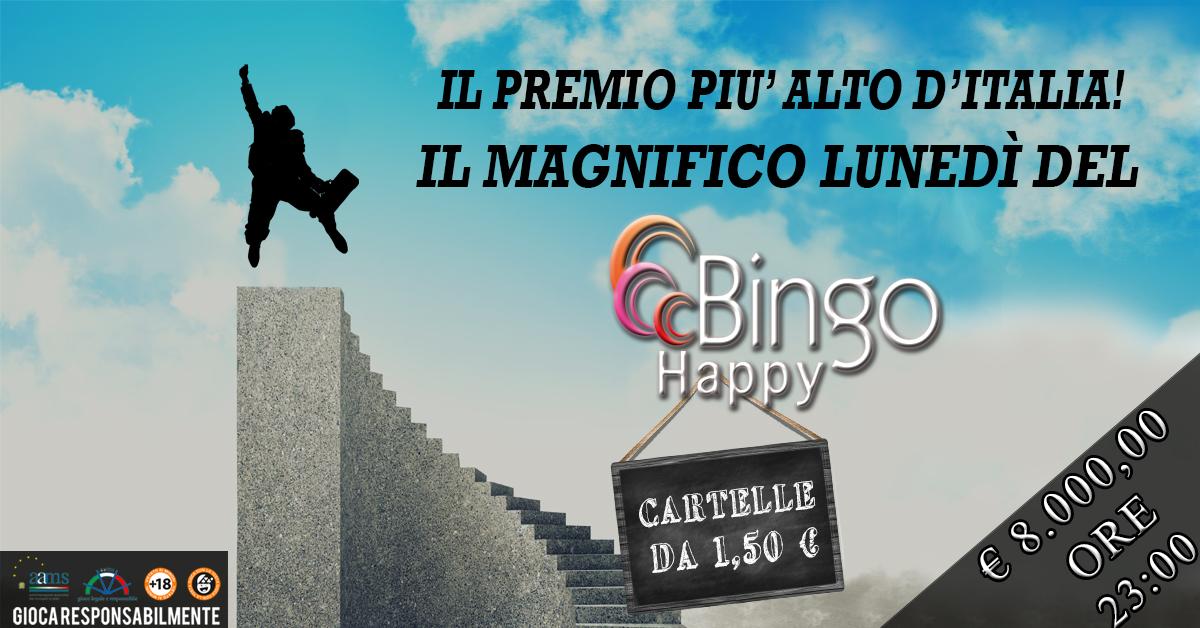 bingo happy lunedì 2016_8000